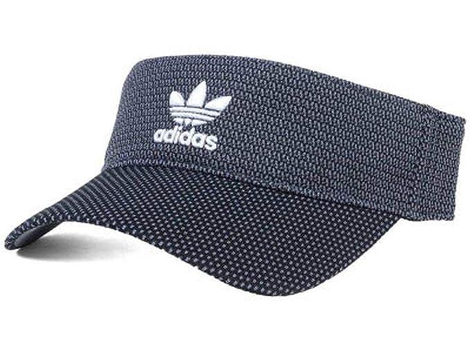 de7c2da3150 Amazon.com  adidas Men s Originals Prime Visor Black One Size ...