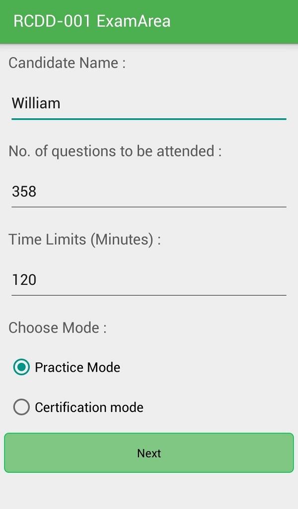 Amazon Ea Rcdd 001 Bicsi Exam Appstore For Android