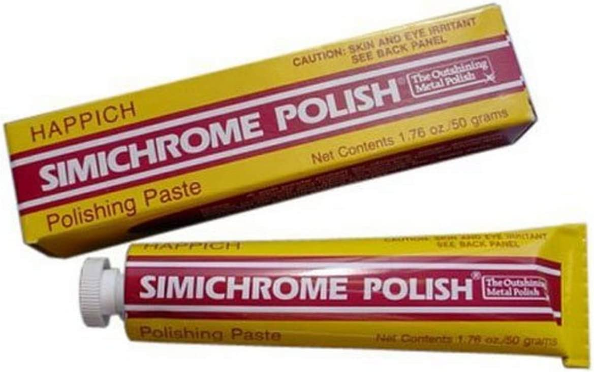 Rohl SIMICHROME 1.76 OZ Polishing Paste, Chrome - Power Polishing Tools -