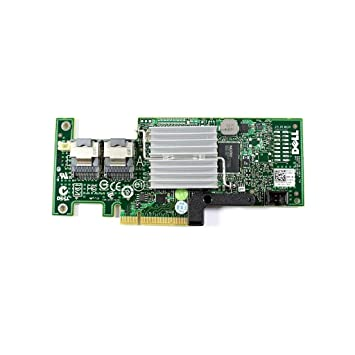 Dell Perc H200 Integrated Sas Pci-e 2 0 Raid Controller for Dell Servers  H215j