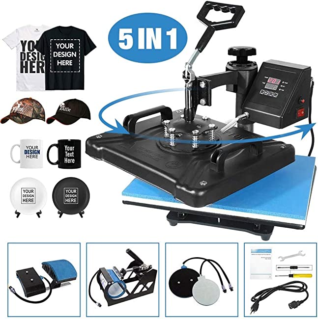 Tips to Use a Heat Press Machine for Beginners