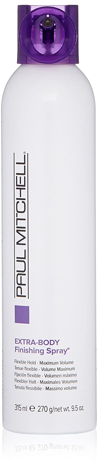 Paul Mitchell Extra Body Finishing Spray, 9.5 oz: Premium Beauty