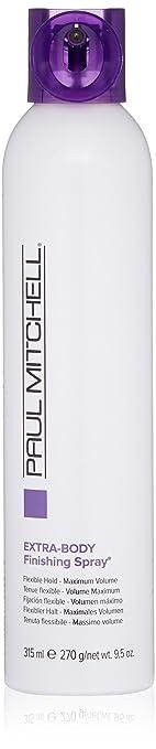 Paul Mitchell Extra-Body Finishing Spray,9.5 Oz