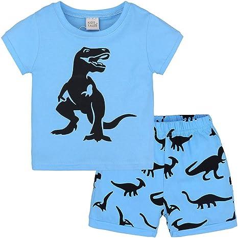 Amazon.com: Despacho. 24 7 niños ropa del juego ropa pijama ...