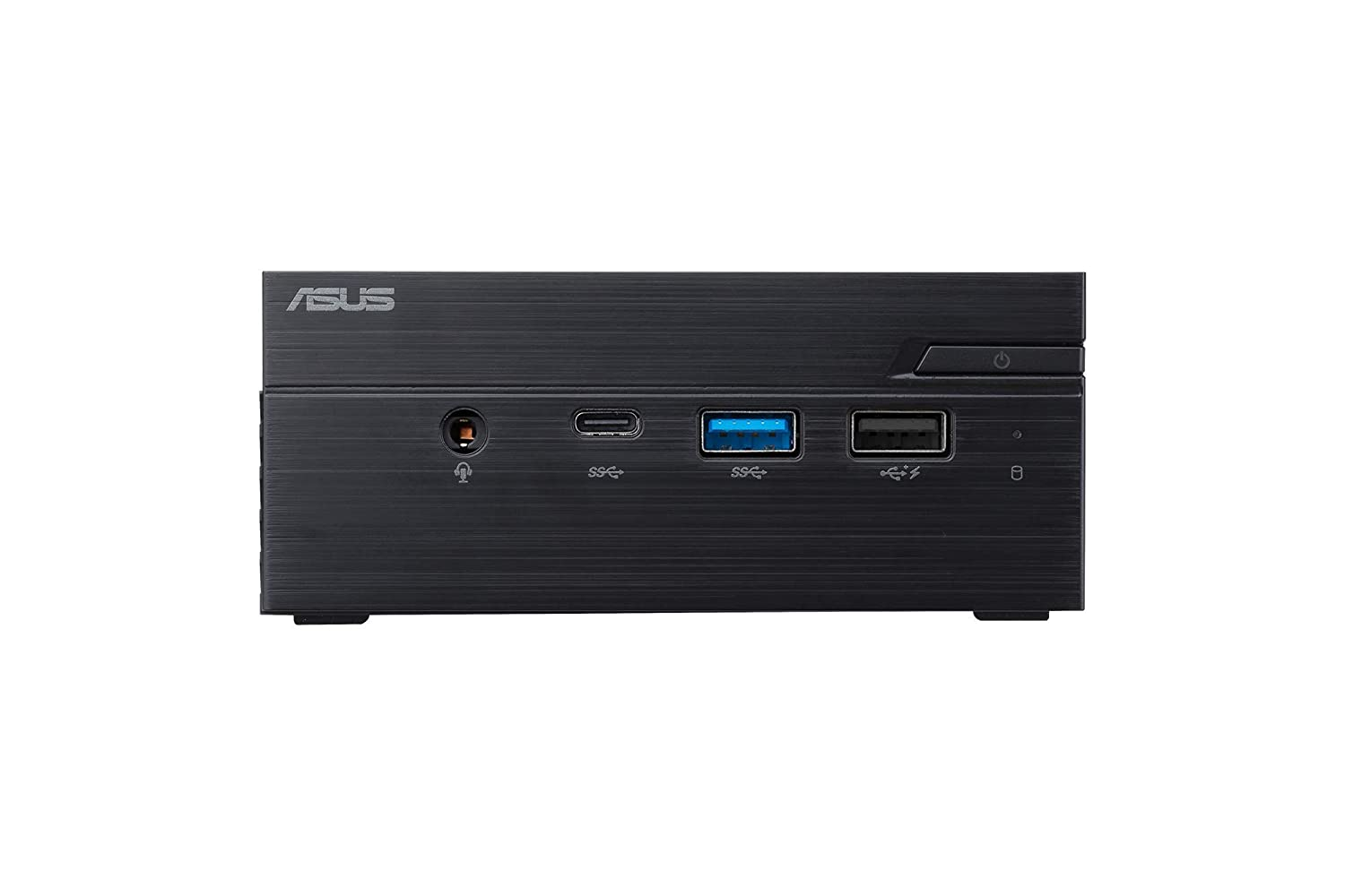 ASUS PN40-CB123ZC - Ordenador de Sobremesa Mini PC (Intel Celeron J4005, 4GB RAM, 64GB SSD, tarjeta gráfica integrada Intel UHD Graphics, Windows 10 PRO) Negro
