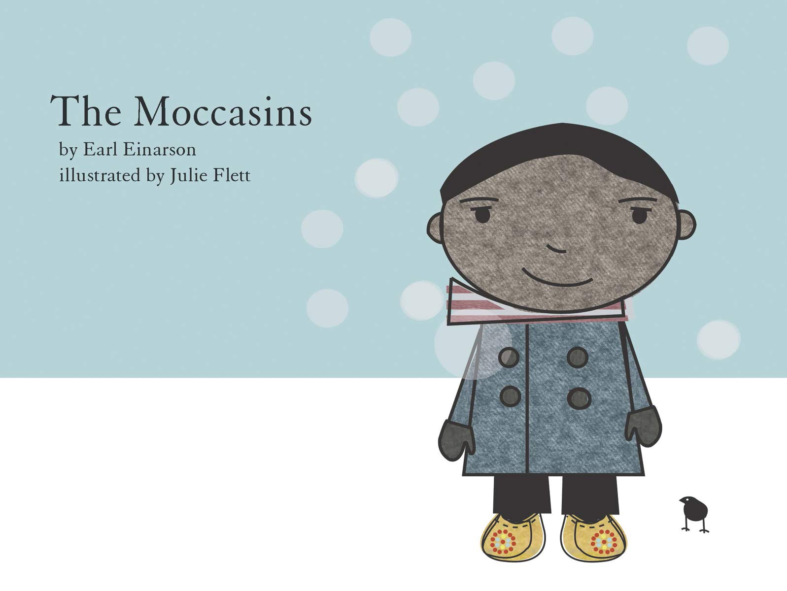The Moccasins Paperback – May 1, 2004