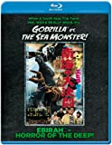 Godzilla vs. The Sea Monster ! / Ebirah: Horror of the Deep ! [Blu-ray]