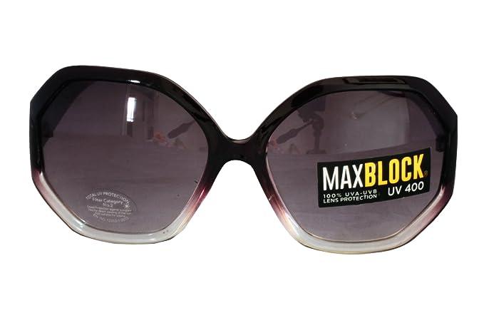 Foster Grant HEATHER FG70 Gafas de sol de la forma del hexágono de ...