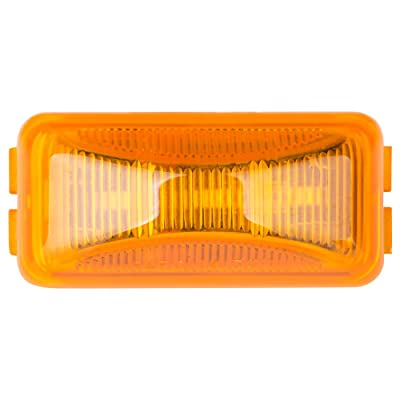Lumitronics RV Mini Thin Line 37 Series Sealed LED Marker Light (Amber): Automotive [5Bkhe1000399]