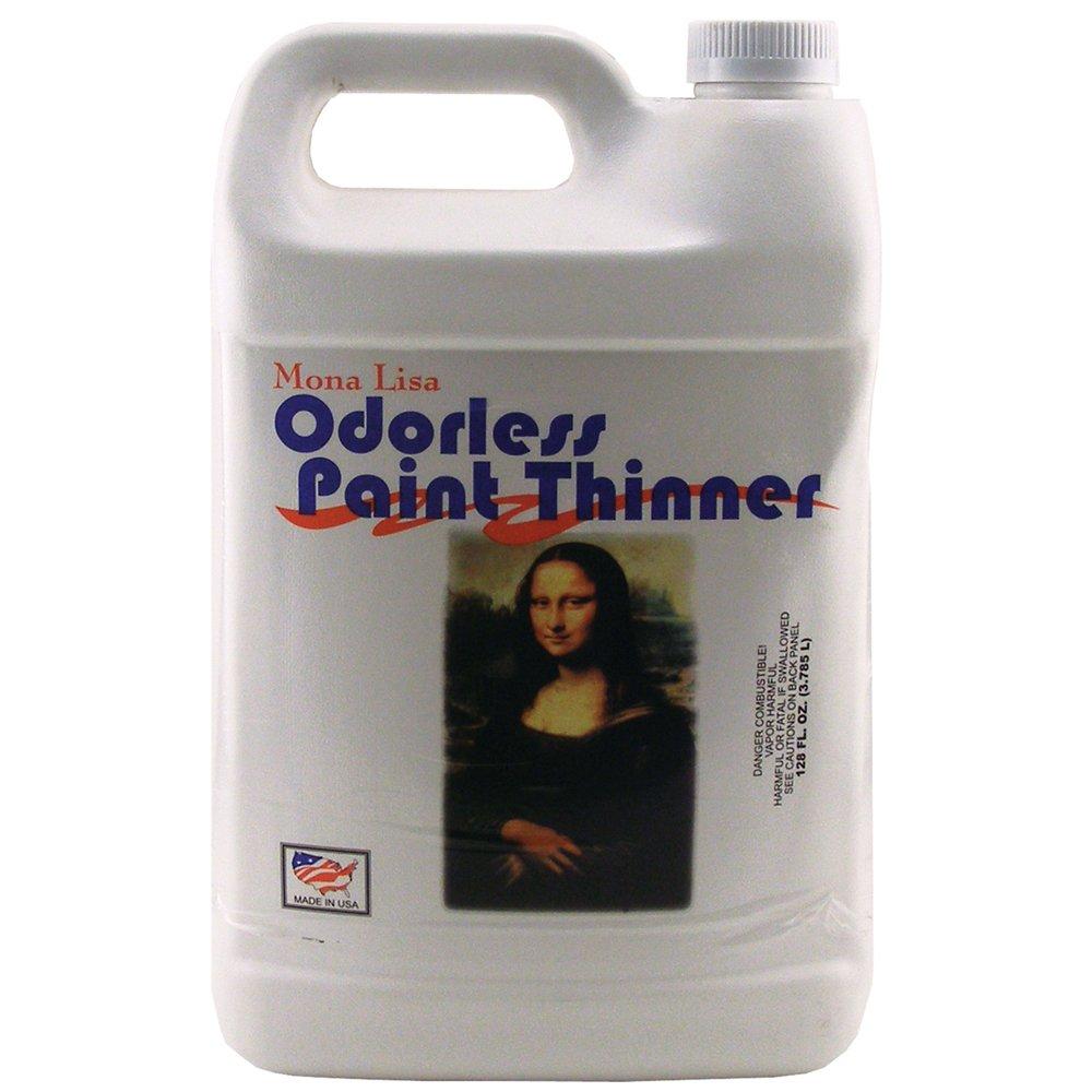 Mona Lisa 90001 1-Gallon Odorless Paint Thinner