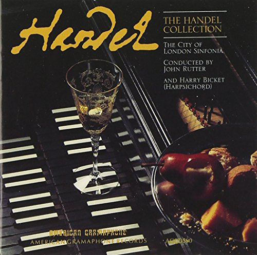 The Handel Collection (John Rutter Collection)