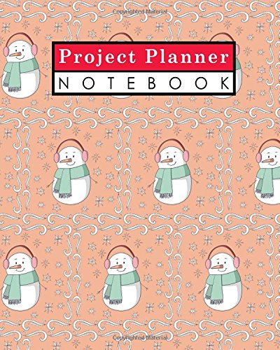 Project Planner Notebook: Project Management Note Pads, Project Manager Notepad, Project Planner Pages, Organize Notes, To Do, Ideas, Follow Up, Cute ... Cover (Project Planner Notebooks) (Volume 42) ebook