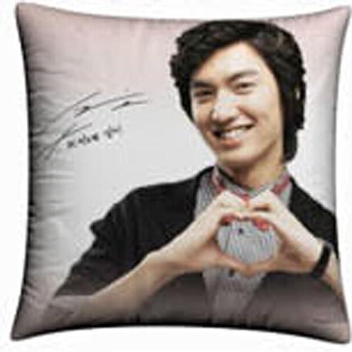 E.a Market Personalized Customized Super Star Lee Min Ho Throw Pillow Sofa Back Cushion 18 18 Lee MinHo-19