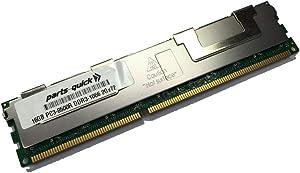 16GB Memory for Dell Precision T7500 PC3-8500 Quad Rank RDIMM (PARTS-QUICK Brand)