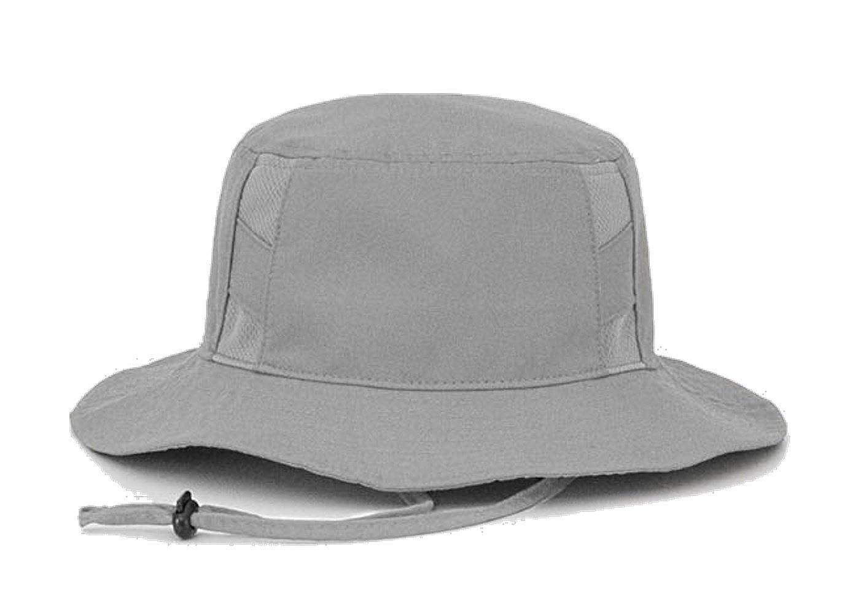 Embroidered Pacific Headwear Unisex Boonie Hat