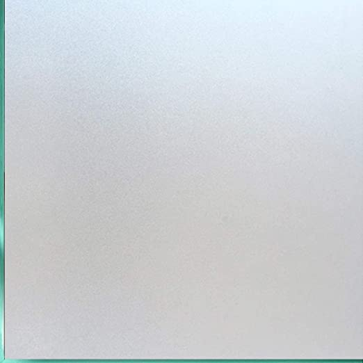 White Frost Privacy window film Made in usa   24 inch x 100 ft