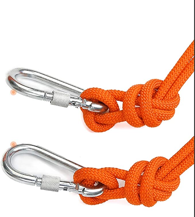Equipo de escalada cuerda núcleo rescate alambre 3MM, cuerda ...