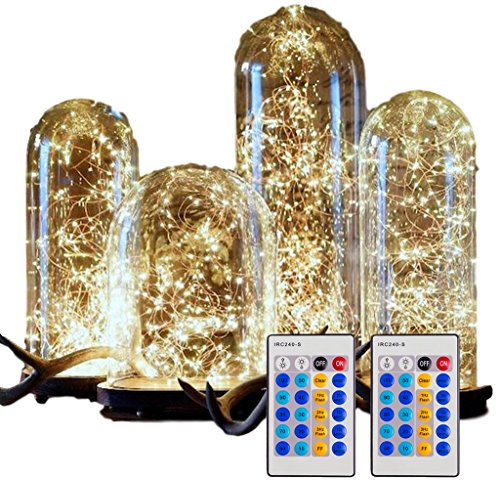 100 Led Dome Icicle Lights - 6