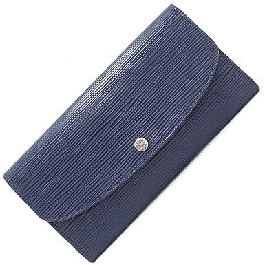 LOUIS VUITTON(ルイヴィトン) 二つ折り長財布 エピ エピ ポルトフォイユ エミリー M60854 アンディゴ