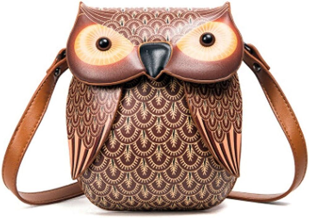 Characteristic Owl Mini PU...