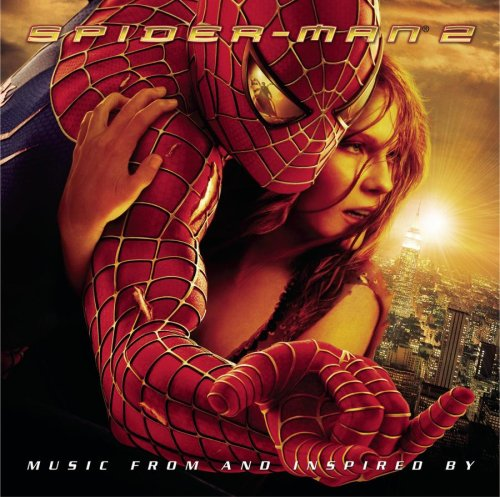 Price comparison product image Spider-Man 2 - Music From And Inspired By