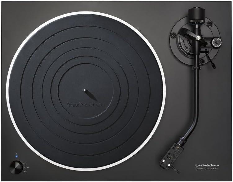 Audio-Technica AT-LP5 - Tocadiscos (Tocadiscos de tracción Directa ...