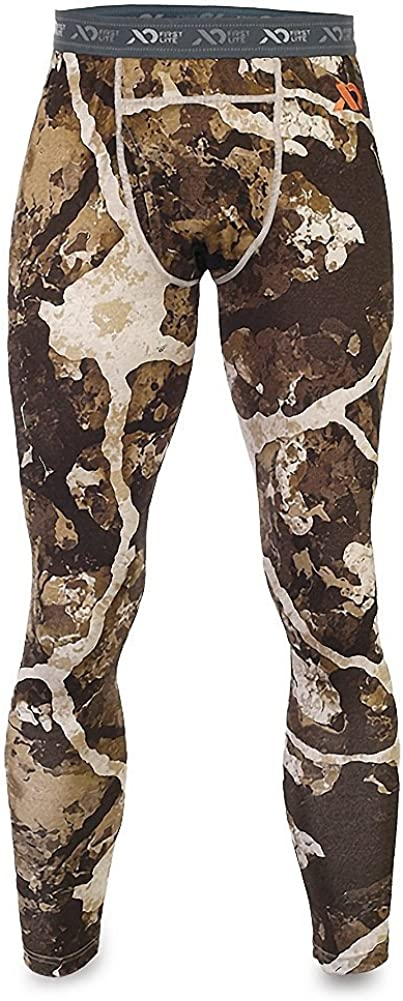 Image of Active Base Layers First Lite Allegheny Full Length Bottom, Camo, Small