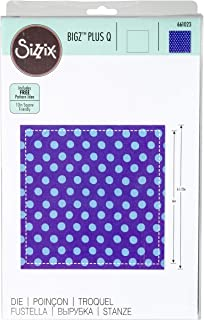 "Sizzix Bigz Dies Fabi Edition-Scallop Square 4.5/"" By Rosebud/'s Cottage 662523"