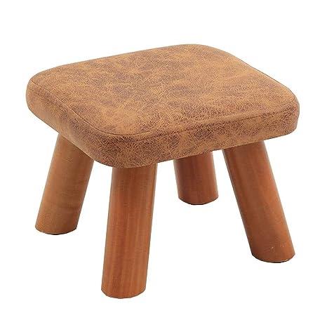 Amazon.com: Dall reposapiés de madera patas sofá taburete ...