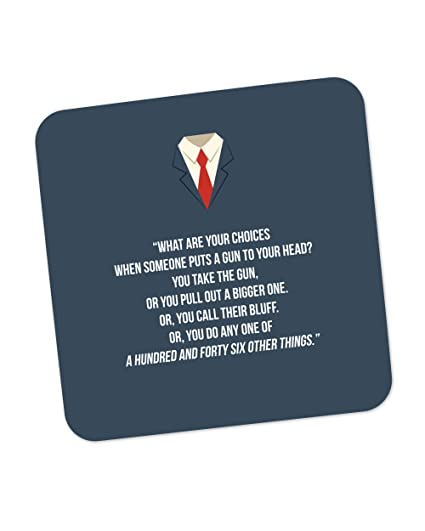 Buy posterguy suits harvey spector quote tv series quote coaster posterguy suits harvey spector quote tv series quote coaster colourmoves
