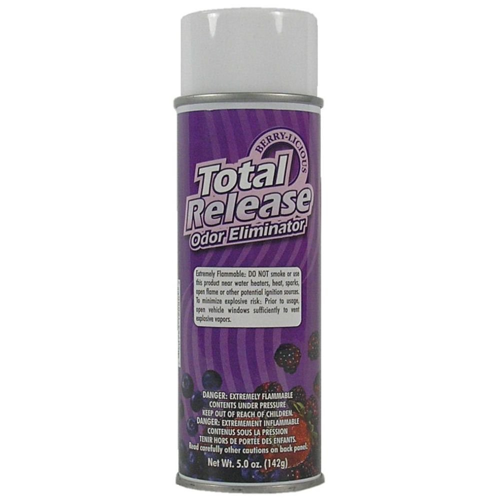 Berry-licious Scent Total Release Odor Eliminator by Hi-Tech Industries