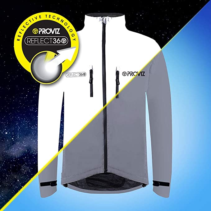 Amazon.com   Proviz Reflect360 Mens Cycling Jacket   Clothing f5ac56f56