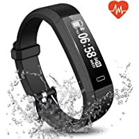 RIVERSONG Fitness Tracker Waterproof Activity Tracker Smart Sports Band