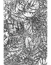 Sizzix 3D-textuur vervaagt reliëfmap gebladerte door Tim Holtz, 665252