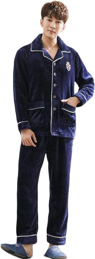 LLSS Cálido mobiliario para el hogar en Invierno, Pijamas de ...