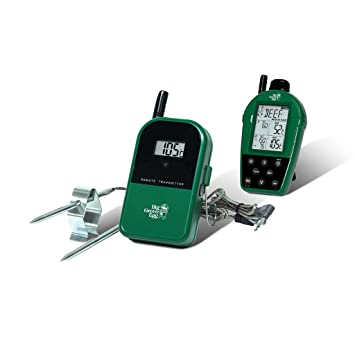 Amazon Big Green Egg Dual Probe Wireless Thermometer Et734
