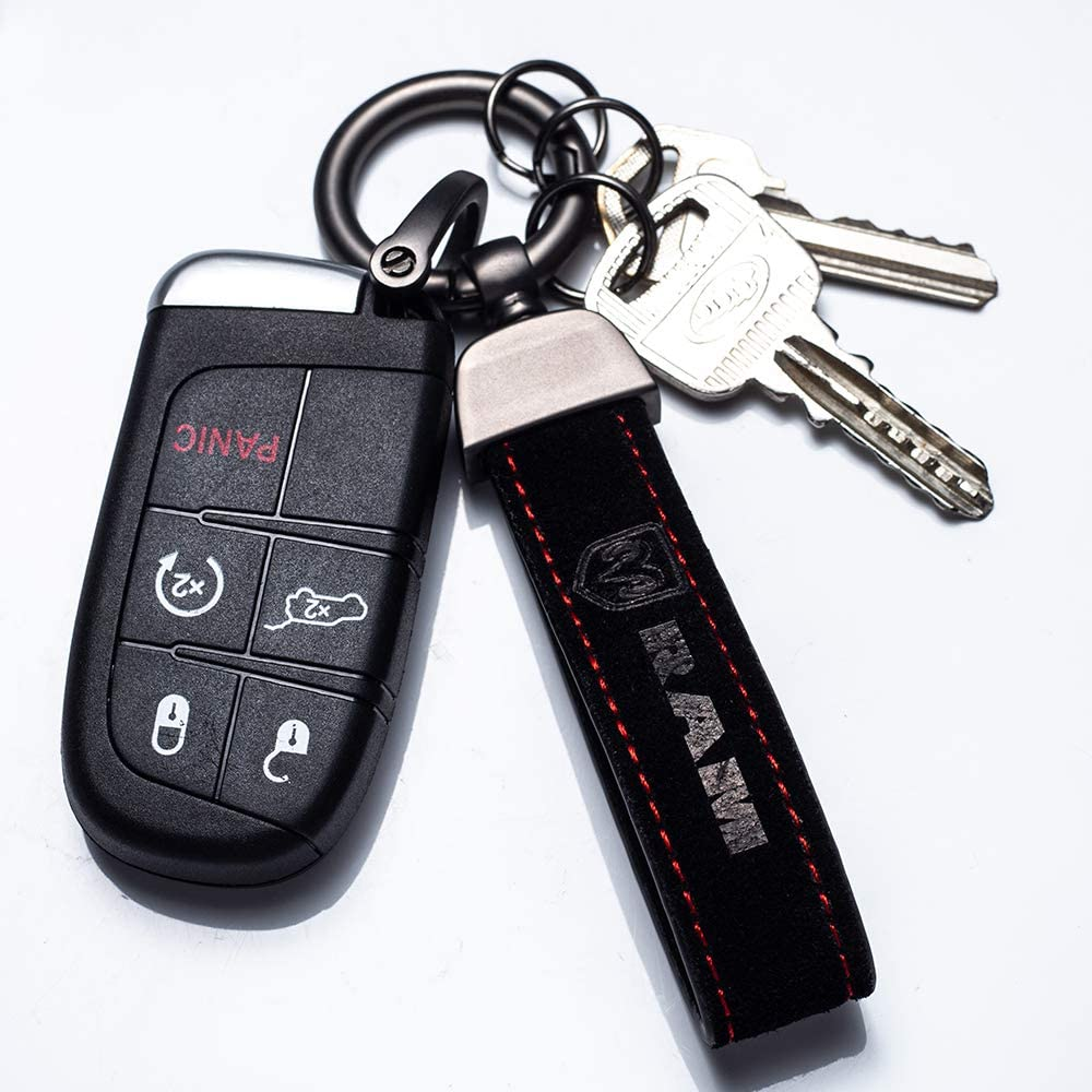 M Key Chain Keyring Family Present for Man and Woman 121Fruit Way Genuine Leather Car Logo Keychain Suit for 1 3 5 6 Series X5 X6 Z4 X1 X3 X7 7 Series