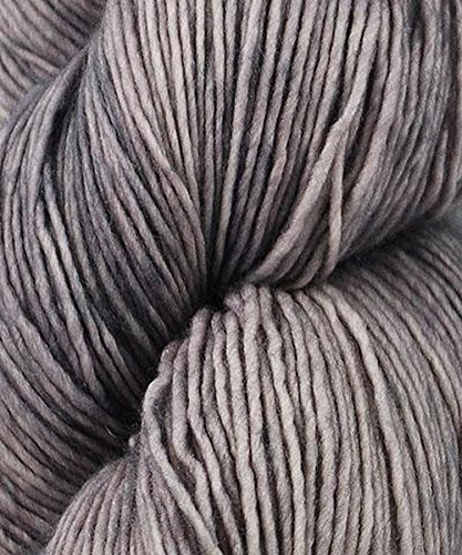 Malabrigo Mechita 36 Pearl Superwash Merino Wool Yarn