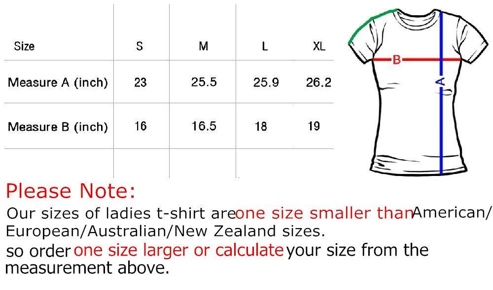 I Love LA I Heart LA Funny Travel Gift Ladies Short Sleeve T-Shirt Tee