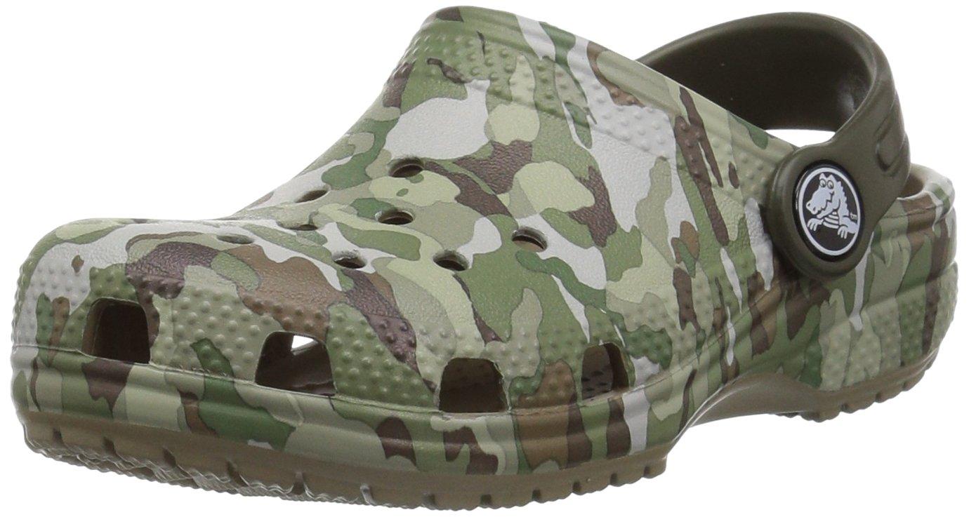 Crocs Kids' Classic Graphic Clog -