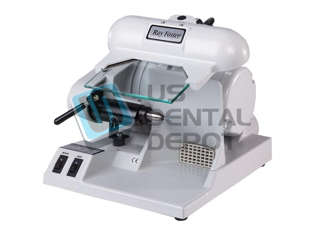 RAY FOSTER - AG03 - Alloy Grinder with automatic spindle - 220v - 50/6 101582 Us Dental Depot