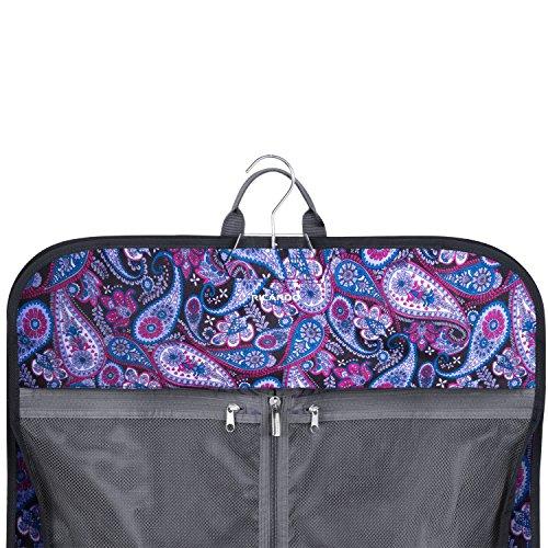 Ricardo Beverly Hills Essentials 2.0 Garment Carrier (Paisley) by Ricardo Beverly Hills (Image #3)
