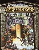 Greyhawk: The Adventure Begins (Advanced Dungeons & Dragons)
