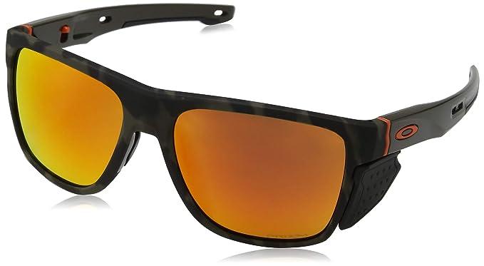 af35e59f2d Oakley Crossrange XL 936011 Gafas de sol, Matte Olive Camo, 58 para Hombre