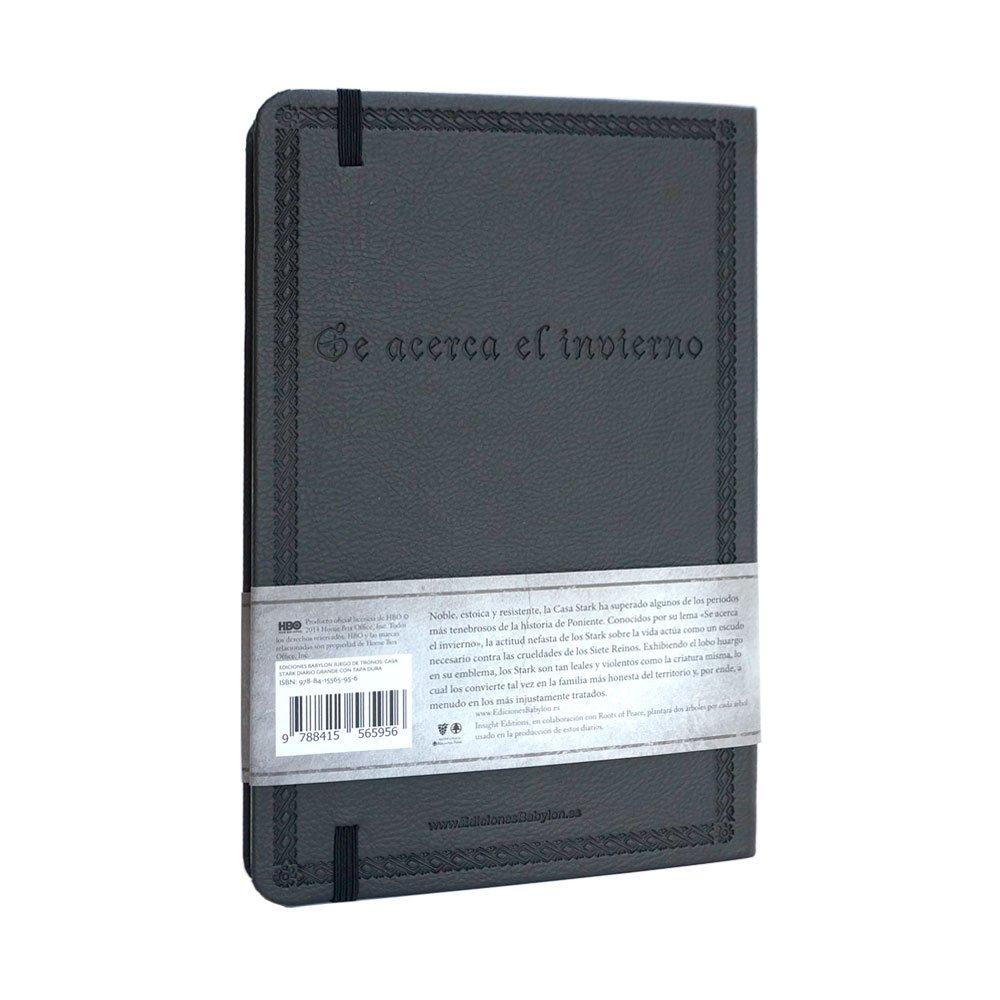 Cuaderno Juego de tronos, casa Stark: Amazon.es: Juego de tronos, Company Albert, Ángel: Libros
