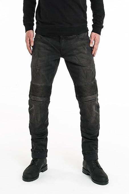 PANDO MOTO - Pantalones vaqueros protectores para ...