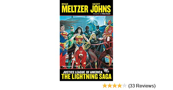 Justice League of America (2006-2011) Vol. 2: The Lightning Saga