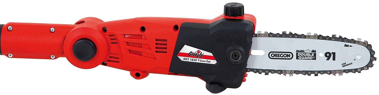 Grizzly batería telescópico podadora AKS 1820 T Lion bajo ...