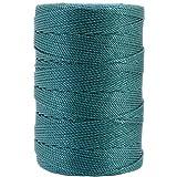 Iris 18-478 Nylon Crochet Thread, 197-Yard, Teal