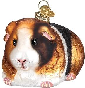 Old World Christmas Guinea Pig
